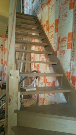 階段施工2