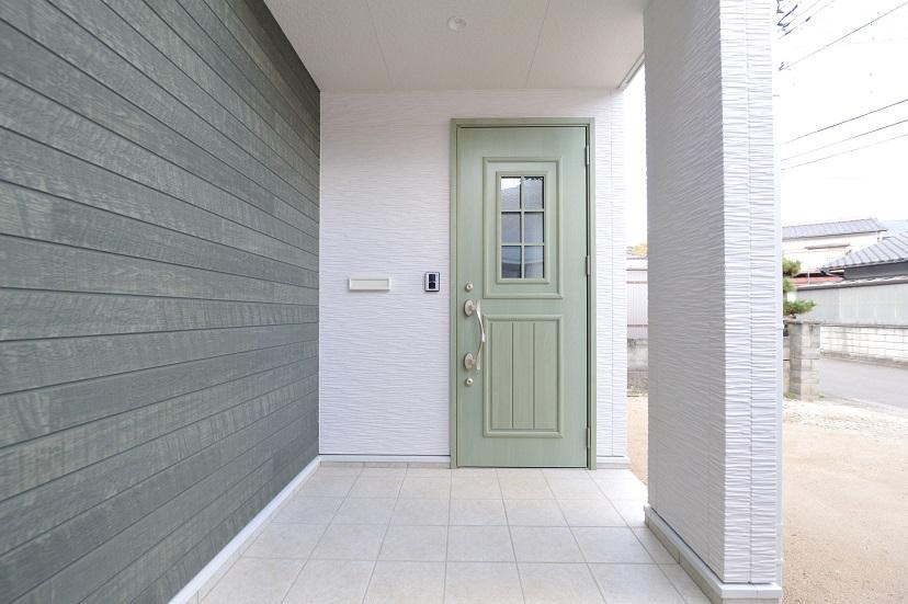 広々バルコニーのグリーンなお家イメージ2