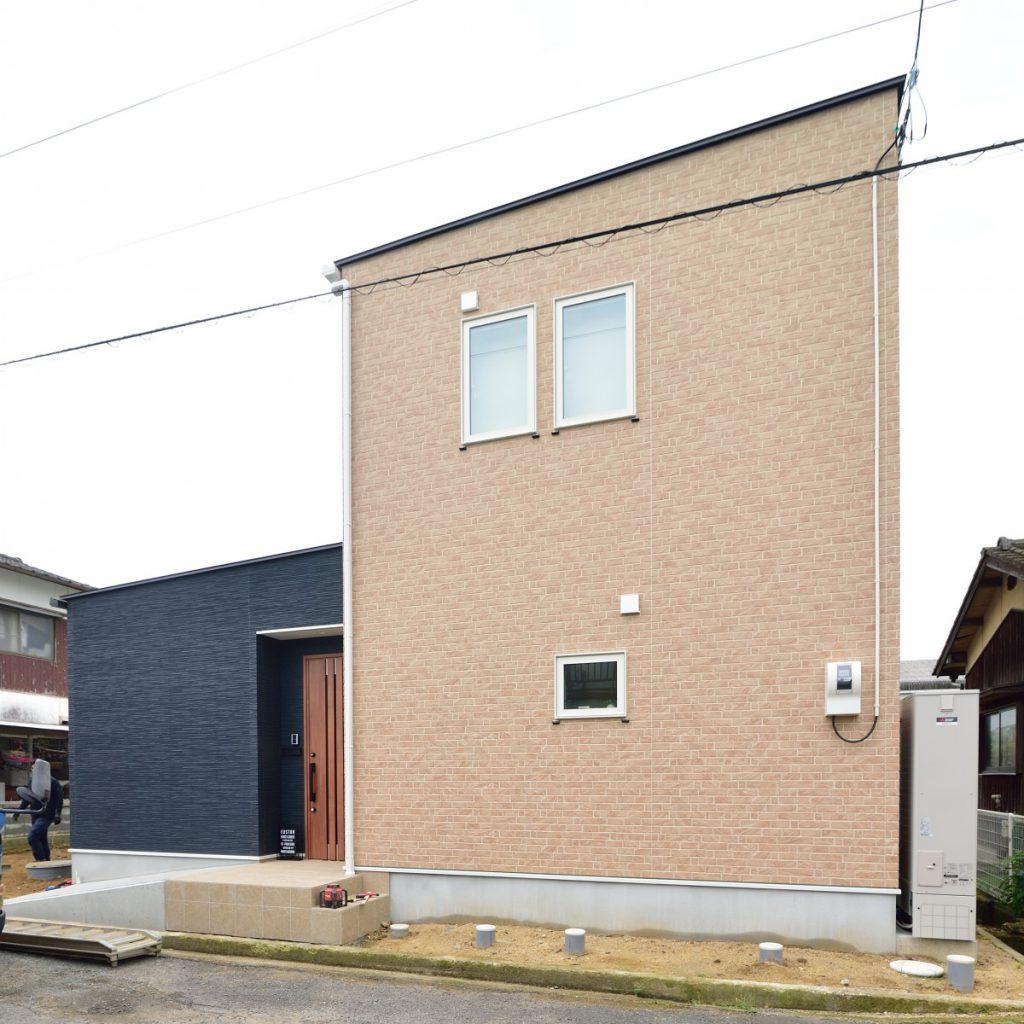 1階に独立した和室のある3LDKのお家イメージ1