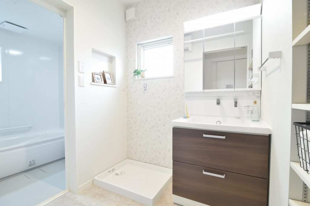 1階に独立した和室のある3LDKのお家イメージ6