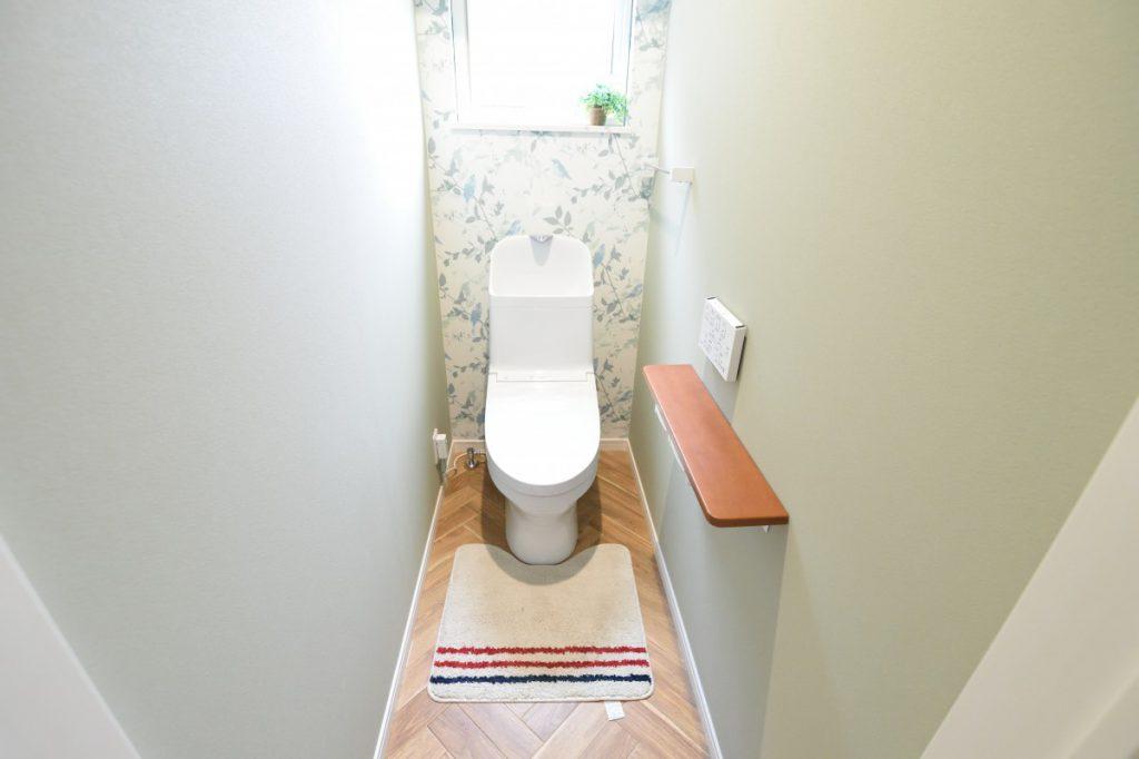 1階に独立した和室のある3LDKのお家イメージ7
