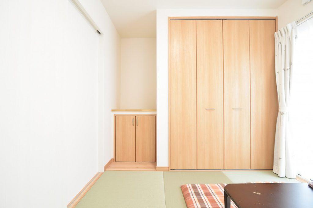 1階に独立した和室のある3LDKのお家イメージ9