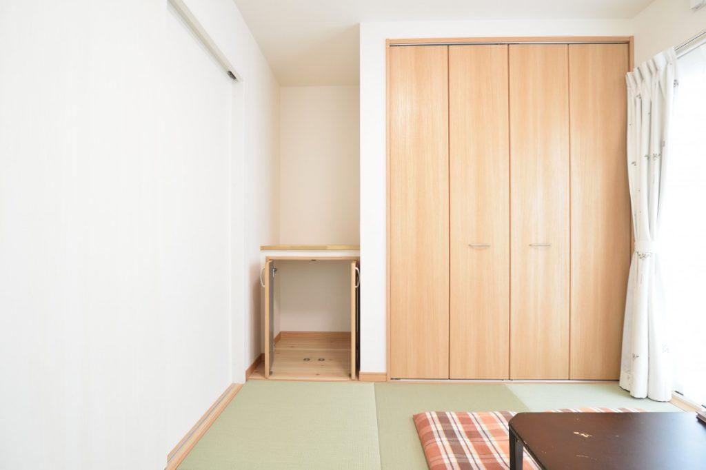 1階に独立した和室のある3LDKのお家イメージ10