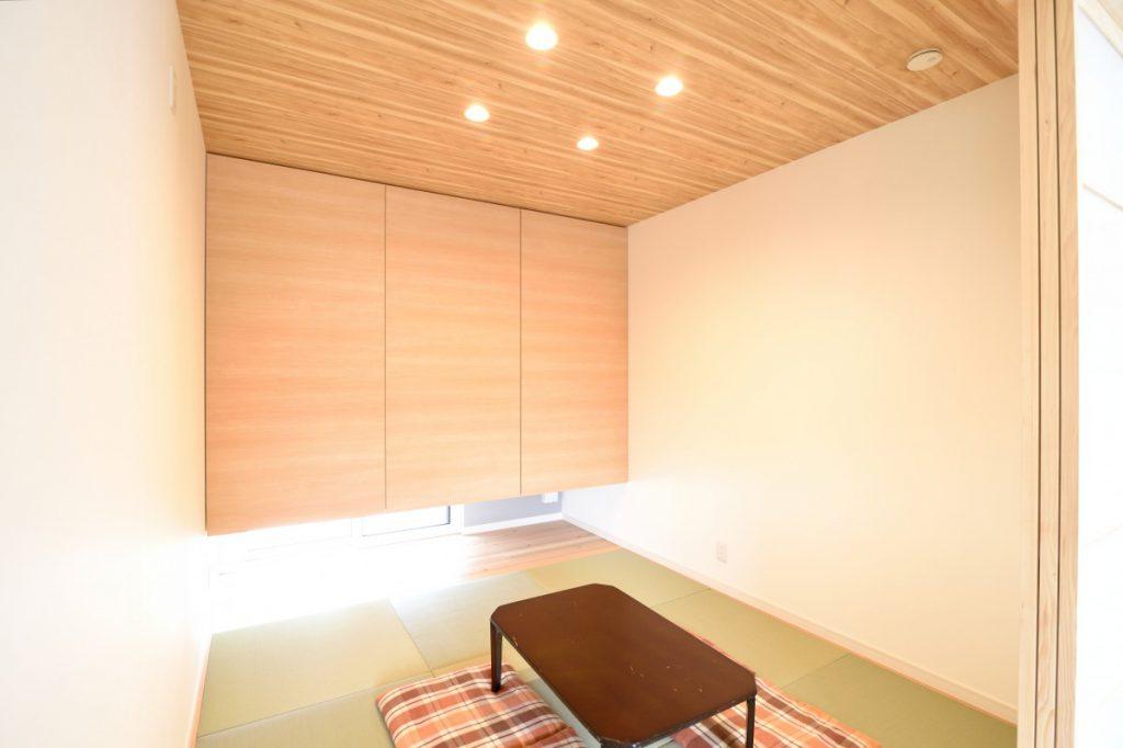 こあがり和室のある4LDKのお家イメージ4