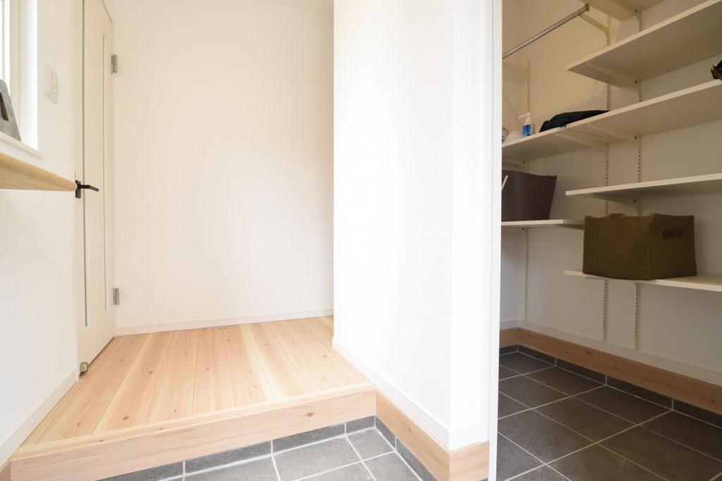 こあがり和室のある4LDKのお家イメージ10