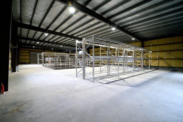重松建設 エムズ倉庫