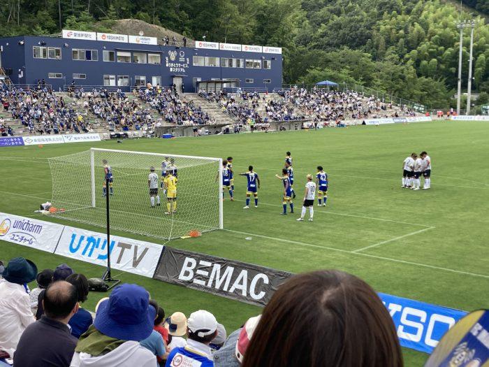 FC岐阜 FC今治 スポンサー