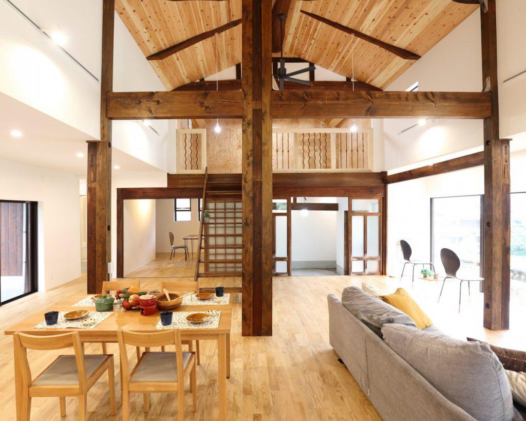 未来へ継ぐ家、継ぐ暮らしイメージ1